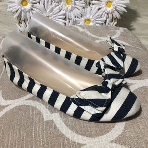 🌺J.CREW Ballet Flats with Bow